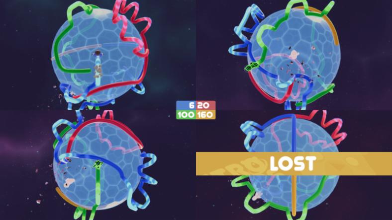 Astrobears gameplay